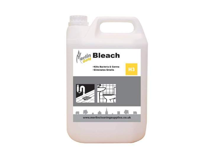 MERLIN BLEACH - 2x5ltr