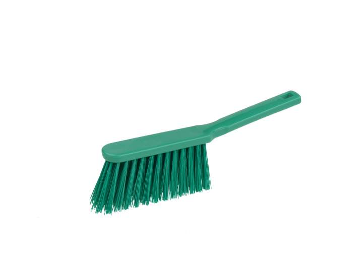 SOFT NYLON HAND BRUSH GREEN - Each