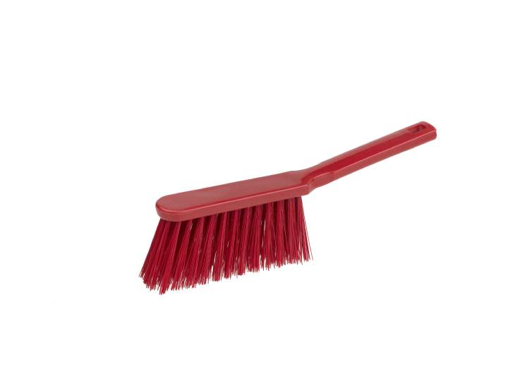 SOFT NYLON HAND BRUSH RED - Each