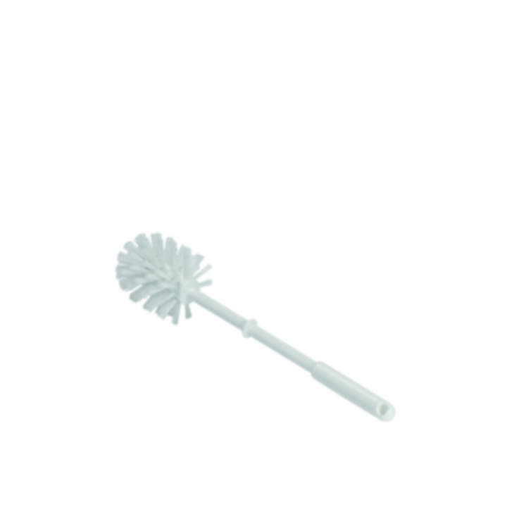WHITE NYLON TOILET BRUSH ONLY - Each