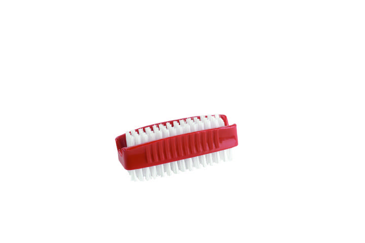 BDGT PVC DOUBLE SIDED NAIL BRUSH - Each