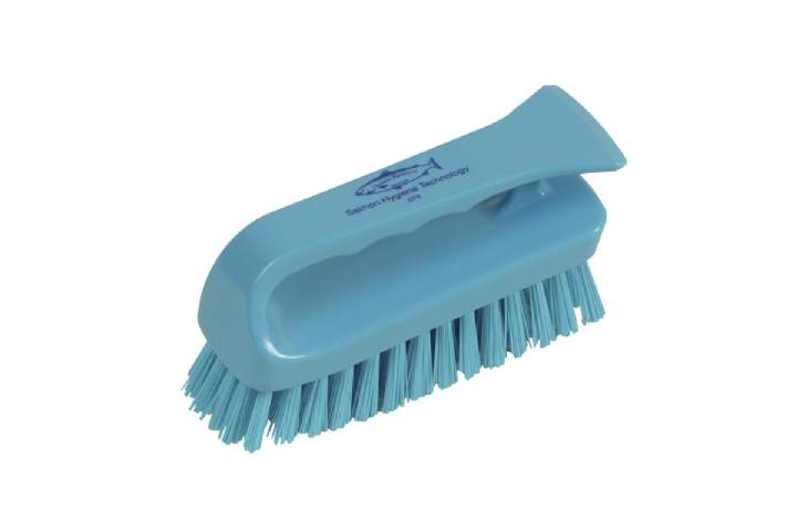 GRIPPY HYGIENE NYLON NAIL BRUSH - Each