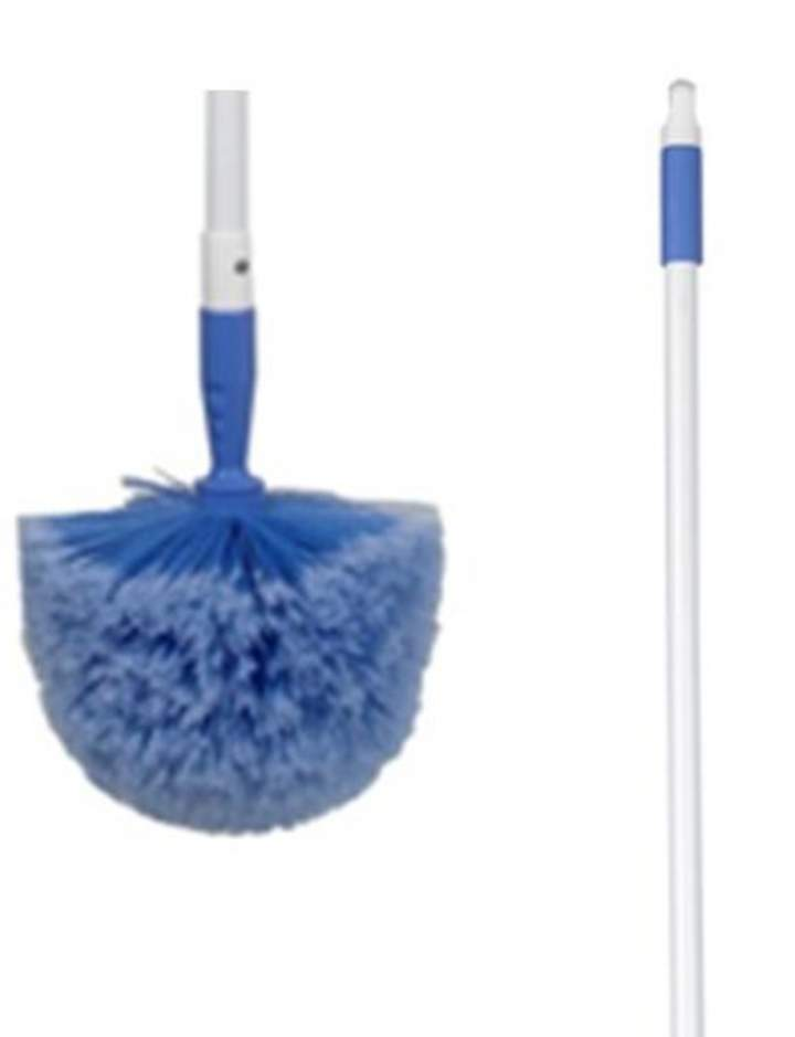 COBWEB BRUSH & 1.5mtr EXTENDING HANDLE - Each