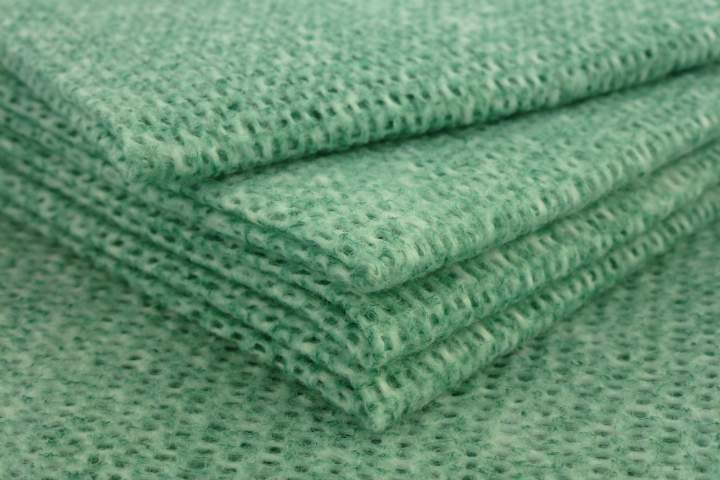 H.D ALL PURPOSE  CATERING CLOTHS GREEN - Pack 25
