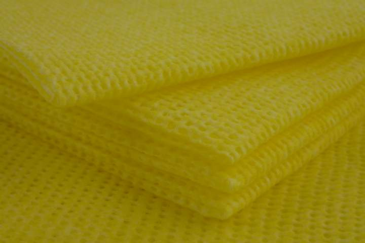 H.D ALL PURPOSE CATERING CLOTHS YELLOW - Pack 25