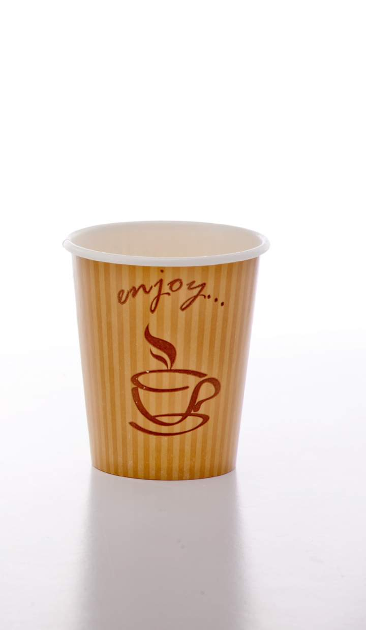 8/9oz ENJOY CAFE HOT CUPS - Ctn 1000