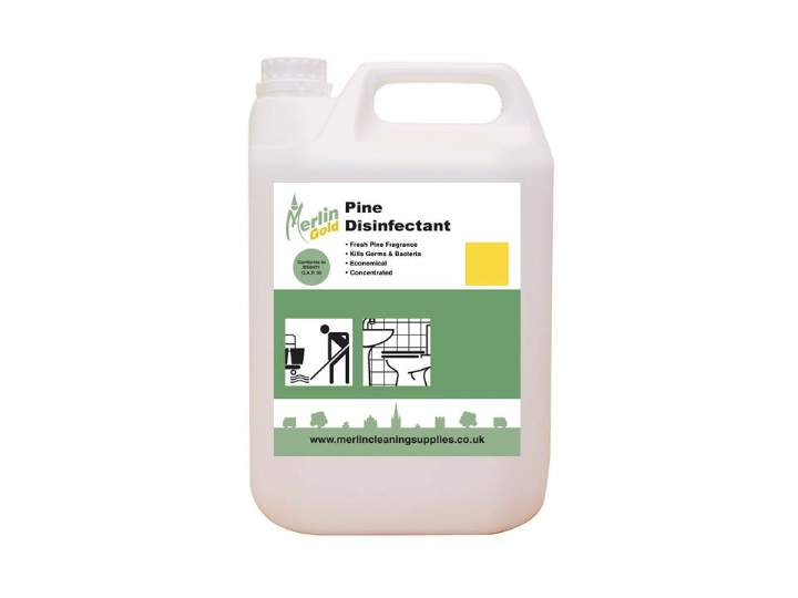 MERLIN PINE DISINFECTANT - 2x5ltr