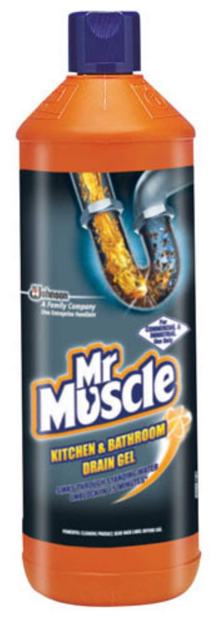 MR MUSCLE DRAIN CLEANER GEL - 1ltr