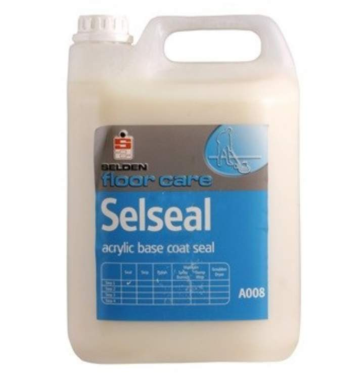 SELSEAL FLOOR POLISH UNDERCOAT - 5ltr