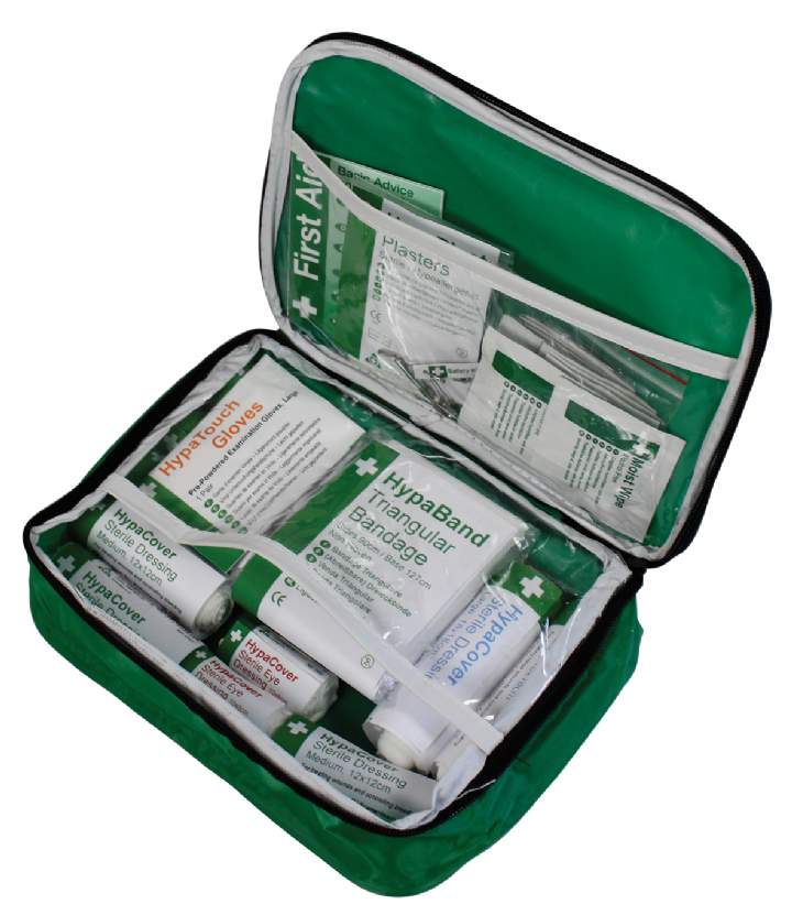 1-10 REGULAR FIRST AID KIT - Each
