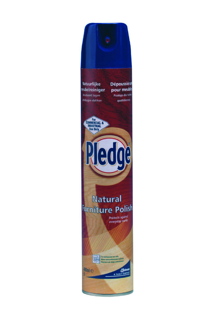 SUPER PLEDGE FURNITURE POLISH - 12x400ml