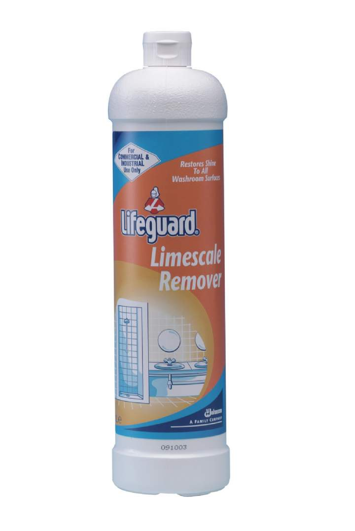 LIFEGUARD LIMESCALE REMOVER - 12x1ltr