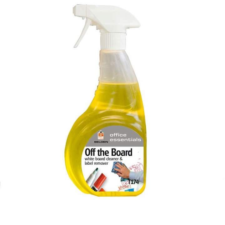 D-BOND WHITE BOARD CLEANER - 750ml