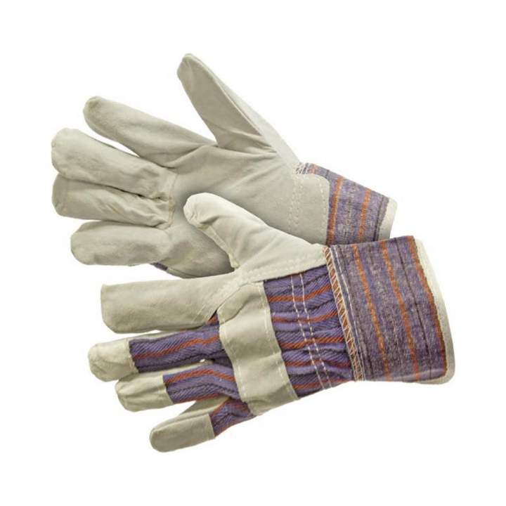 BDGT LEATHER PALMED RIGGER GLOVES - Pair