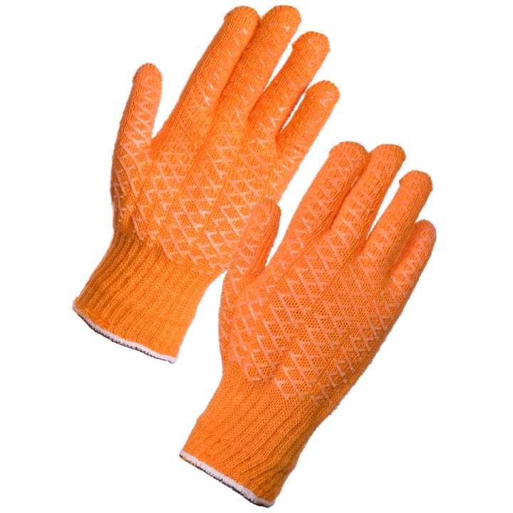 EXTRA GRIP CRISS CROSS WORKING GLOVES - Pair