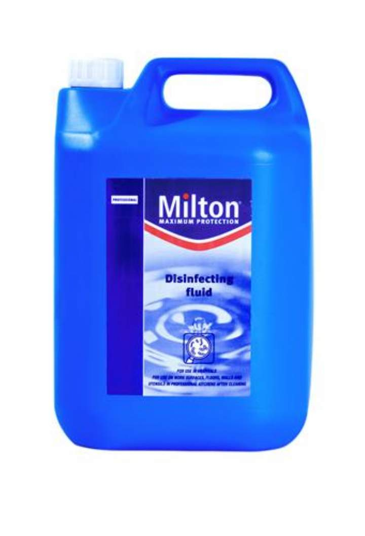 MERLIN C1 CONCENTRATED CATERING SANITISER - 5ltr