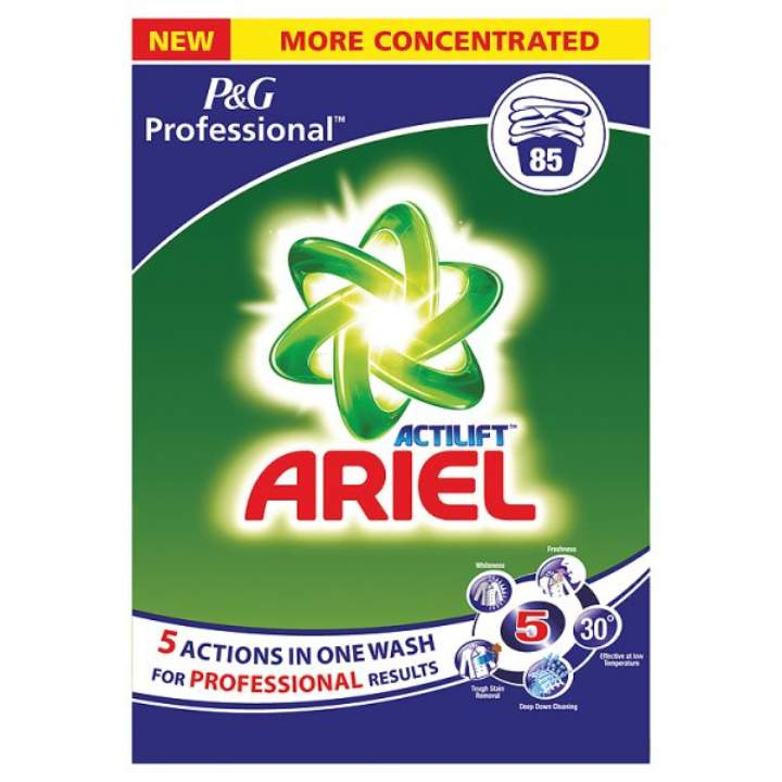 ARIEL BIO LAUNDRY POWDER - 82 wash