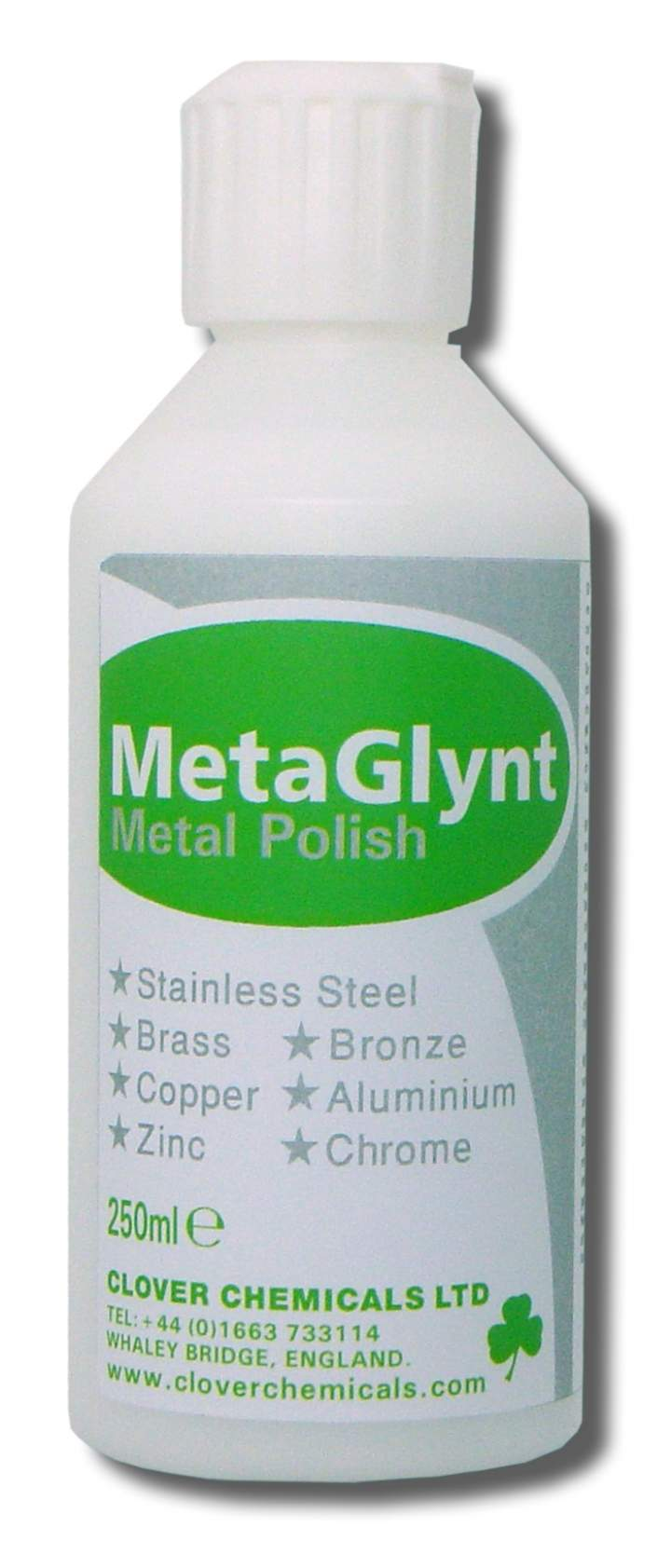 METAGLYNT ALL PURPOSE METAL POLISH - 250ml