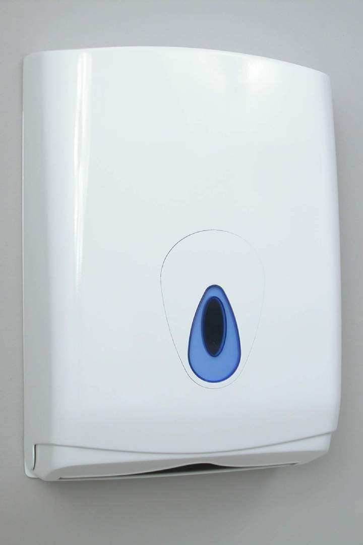 MERLIN C/Z/I FOLD TEARDROP TOWEL DISPENSER - Each