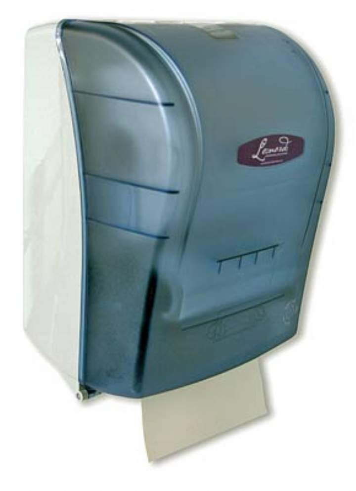 LEONARDO LARGE HANDS FREE ROLL DISPENSER - Each