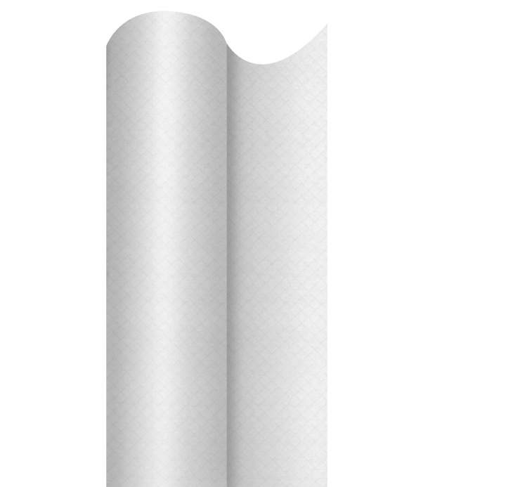 WHITE BANQUET ROLL 100mtr x 120cm - Each