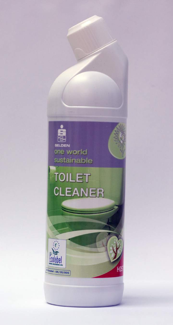 ECO GREEN DAILY TOILET CLEANER - 12x1ltr