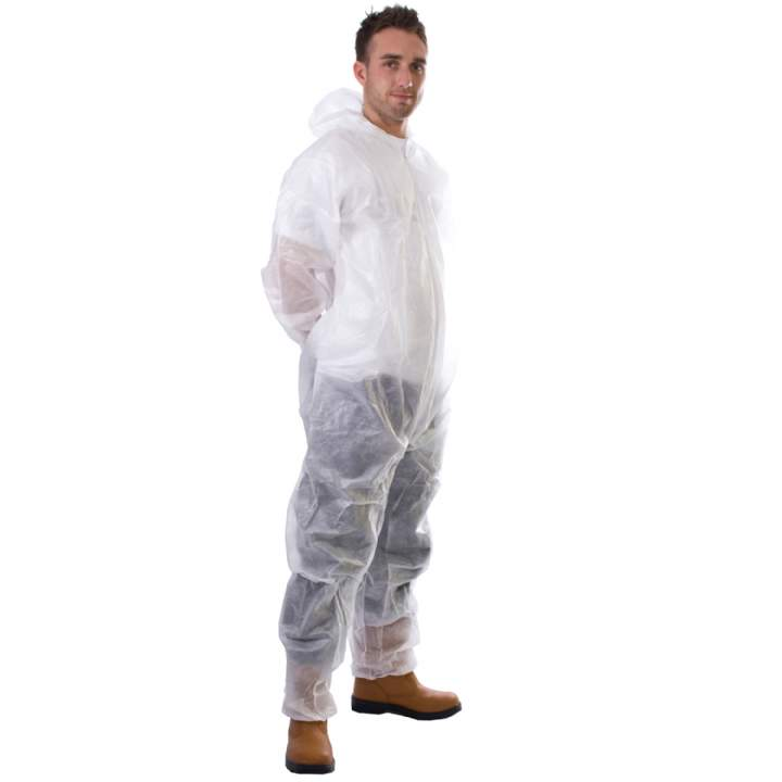 COVERALL DISPOSABLE OVERALL EX-LARGE - Each