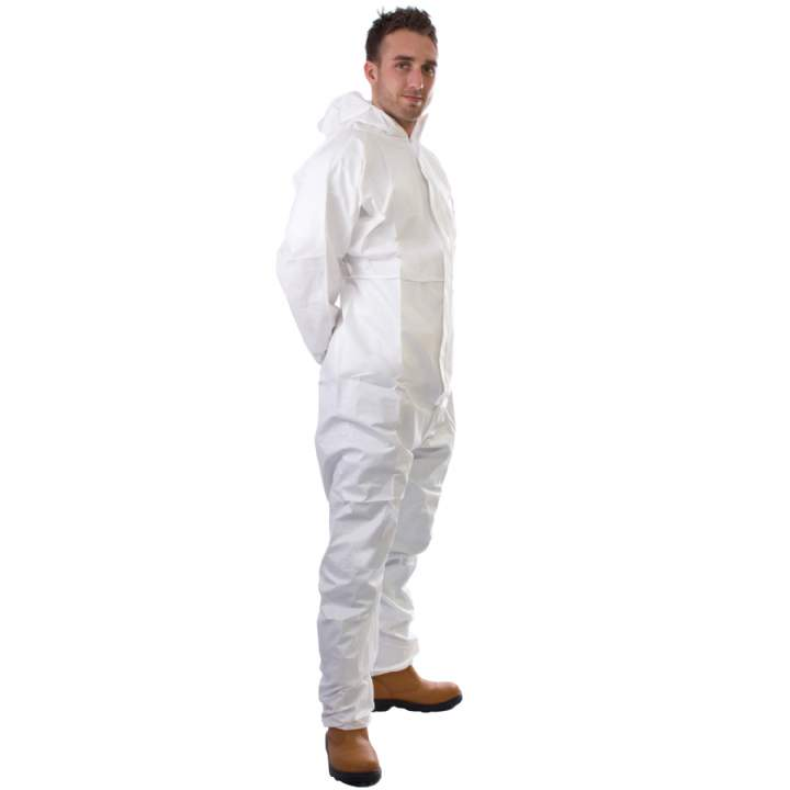 WHITE TYPE 5/6 COVERALL EXTRA LARGE - Each
