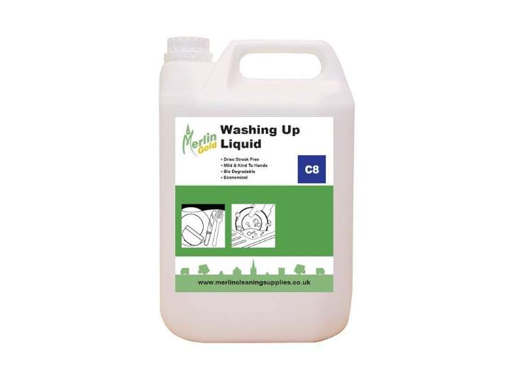 MERLIN C08 POT WASH - 2x5ltr