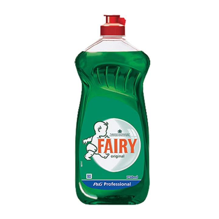 FAIRY LIQUID ORIGINAL WASH UP LIQUID 750ML - 6x900ml