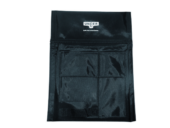 UNGER BLACK NYLON POUCH - Each