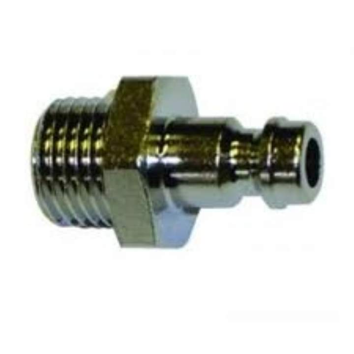 FEMALE SS MICRO CONNECTOR 8mm Q21FH-8 - Pack 2