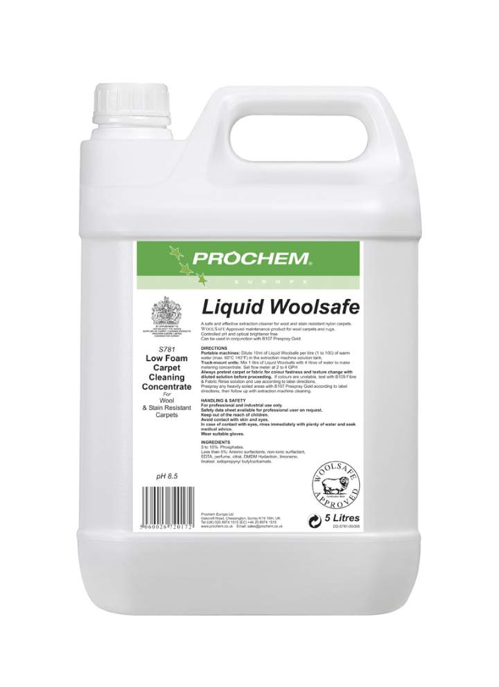 LIQUID WOOLSAFE - 5ltr