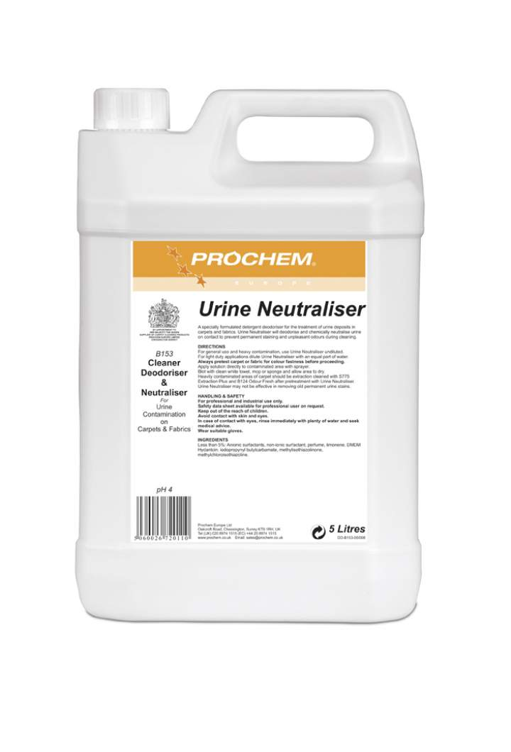 URINE NEUTRALISER 5Ltr - 5ltr
