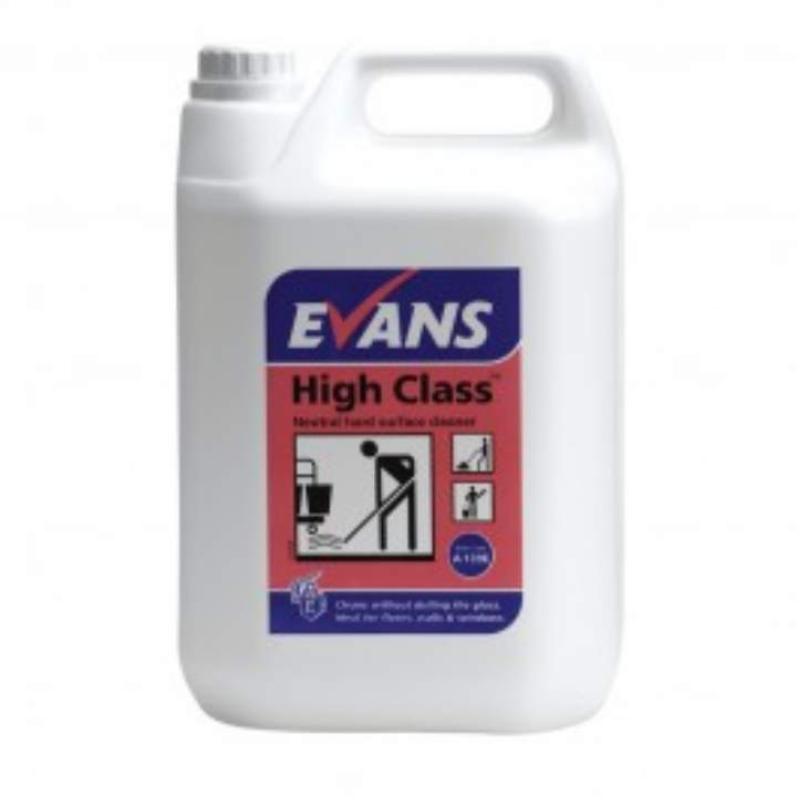 HIGH CLASS POLISHED FLOOR MAINTAINER - 5ltr