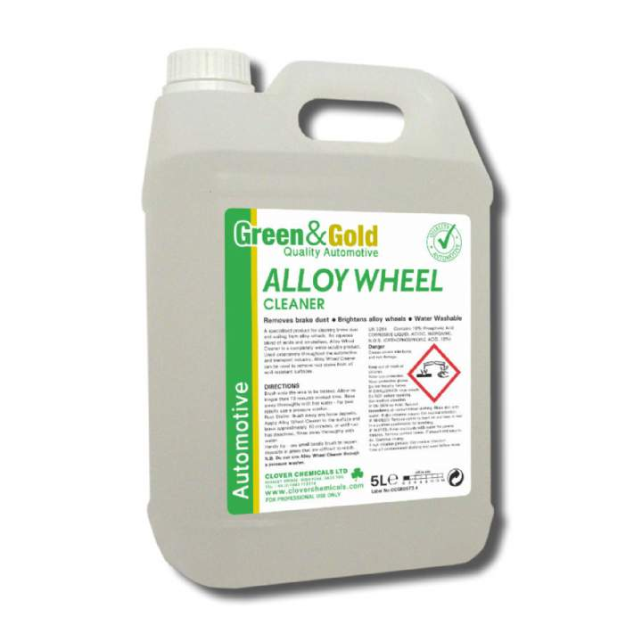 ALLOY WHEEL CLEANER - 5ltr