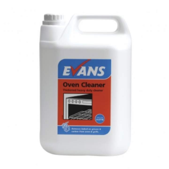 EVANS THICK OVEN CLEANER - 5ltr