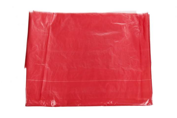 18x28x38 RED SOLUBLE LAUNDRY BAGS - Ctn 200