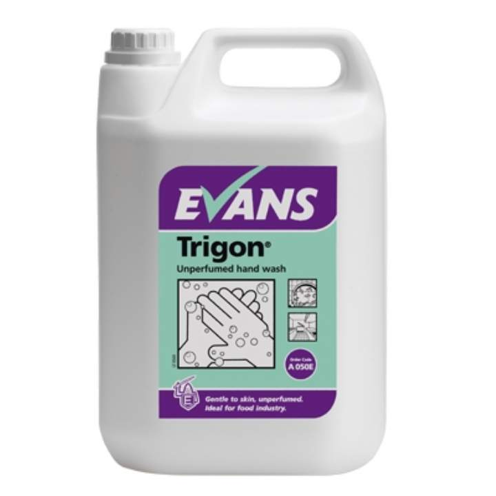 TRIGON ANTI BAC HAND SOAP - 5ltr