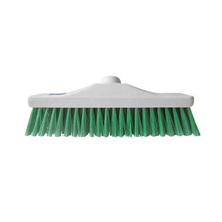 GREEN SOFT NYLON BROOMHEAD ONLY - EACH
