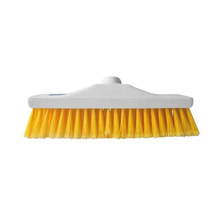 YELLOW SOFT NYLON BROOMHEAD ONLY - EACH