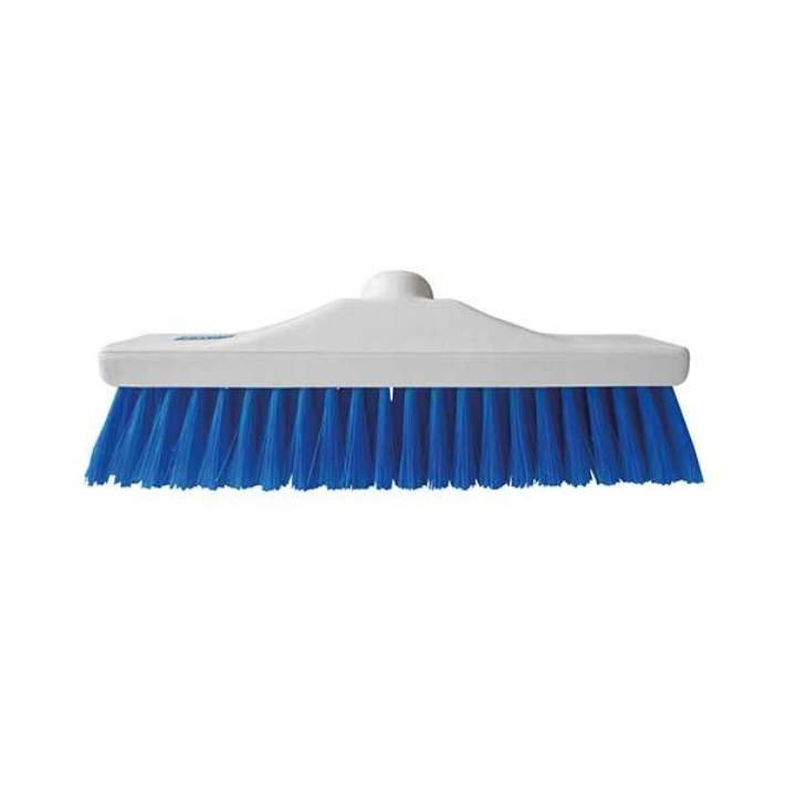 BLUE SOFT NYLON BROOMHEAD ONLY - EACH