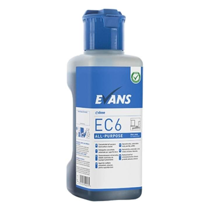 EVANS CONCENTRATE BLUE ZONE AP HSC - 4x1ltr