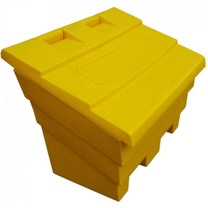SALT & GRIT STORAGE BIN 200Ltr - Each