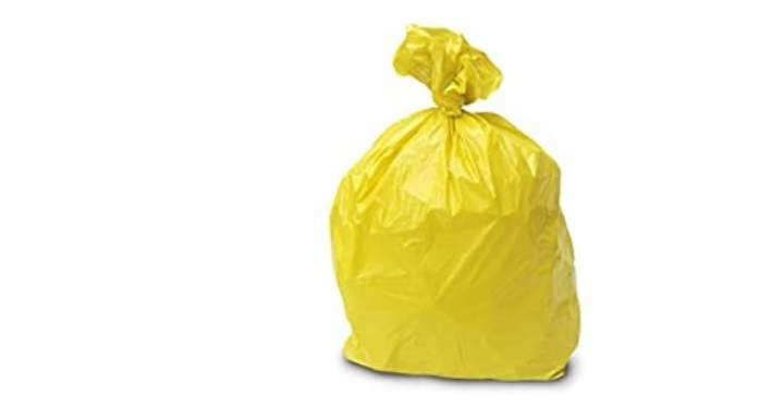 18x29x39 YELLOW HEAVYWEIGHT BAGS - Ctn 200