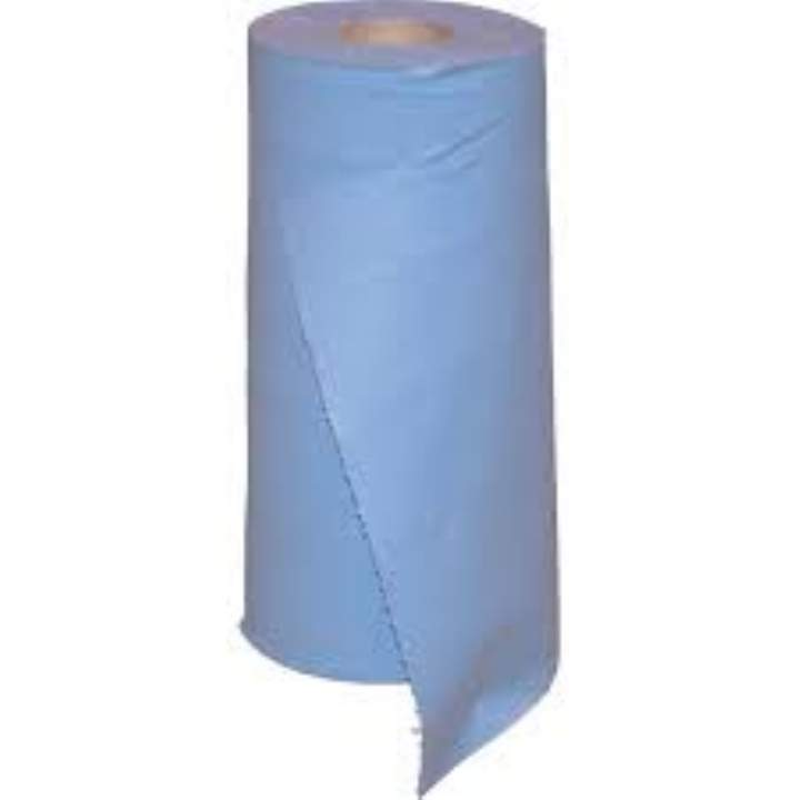 2PLY BLUE 288mtr WORKSHOP ROLLS IBL085 - Pack 2