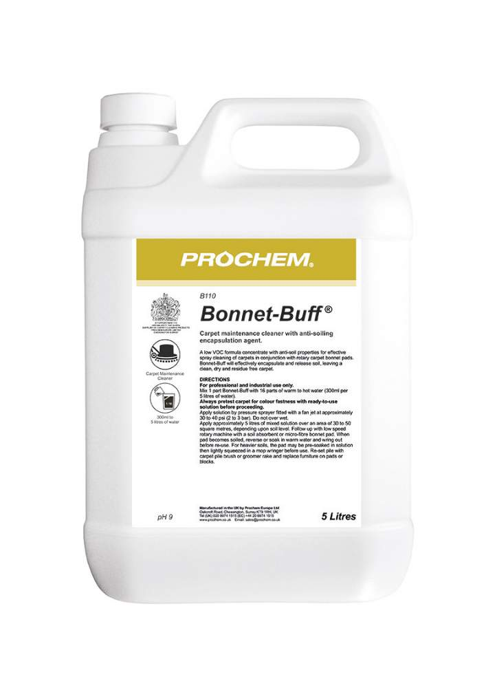 BONNET BUFF - 5ltr