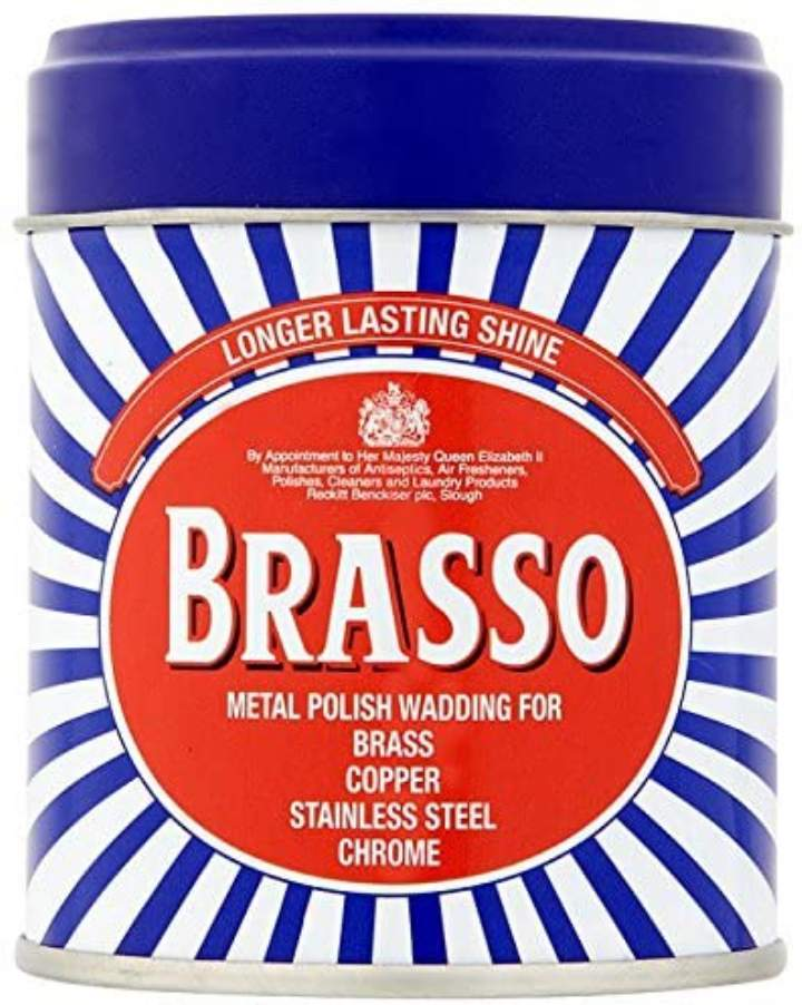 BRASSO WADDING FOR BRASS & COPPER - Each
