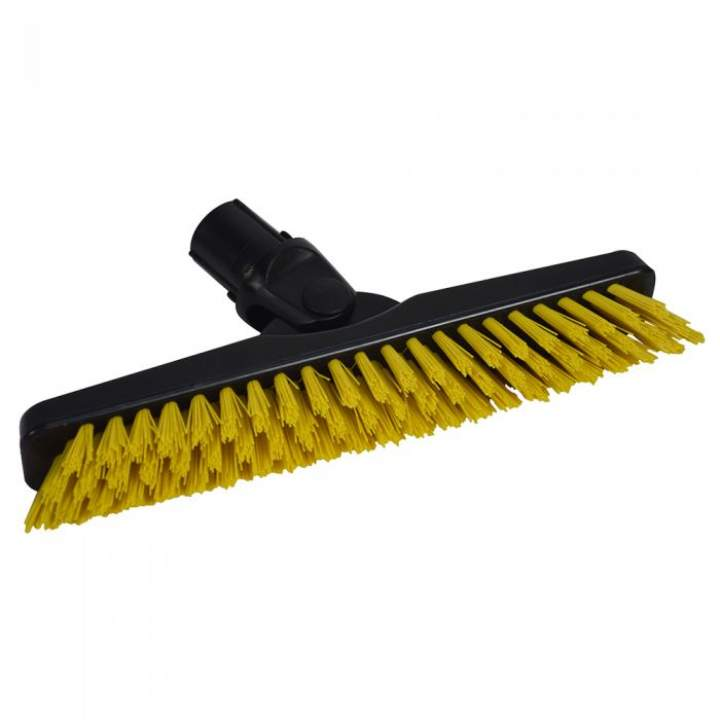GROUT BRUSH HEAD ONLY YELLOW - Each