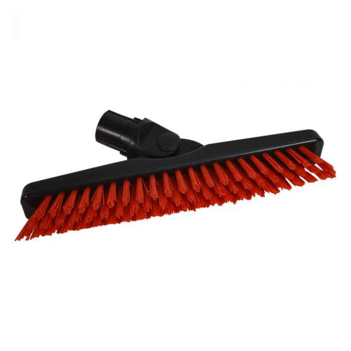 GROUT BRUSH HEAD ONLY RED - Each